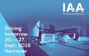 IAA Veículos Comerciais - Hannover 2018
